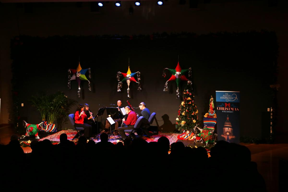 Austin Symphony's Christmas in the Community