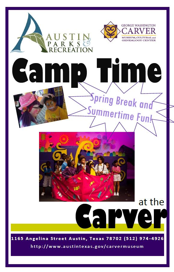 Carver Museum Summer Camp