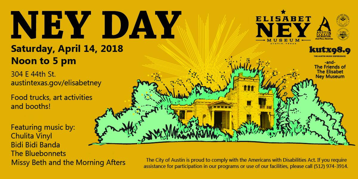 Ney Day flyer