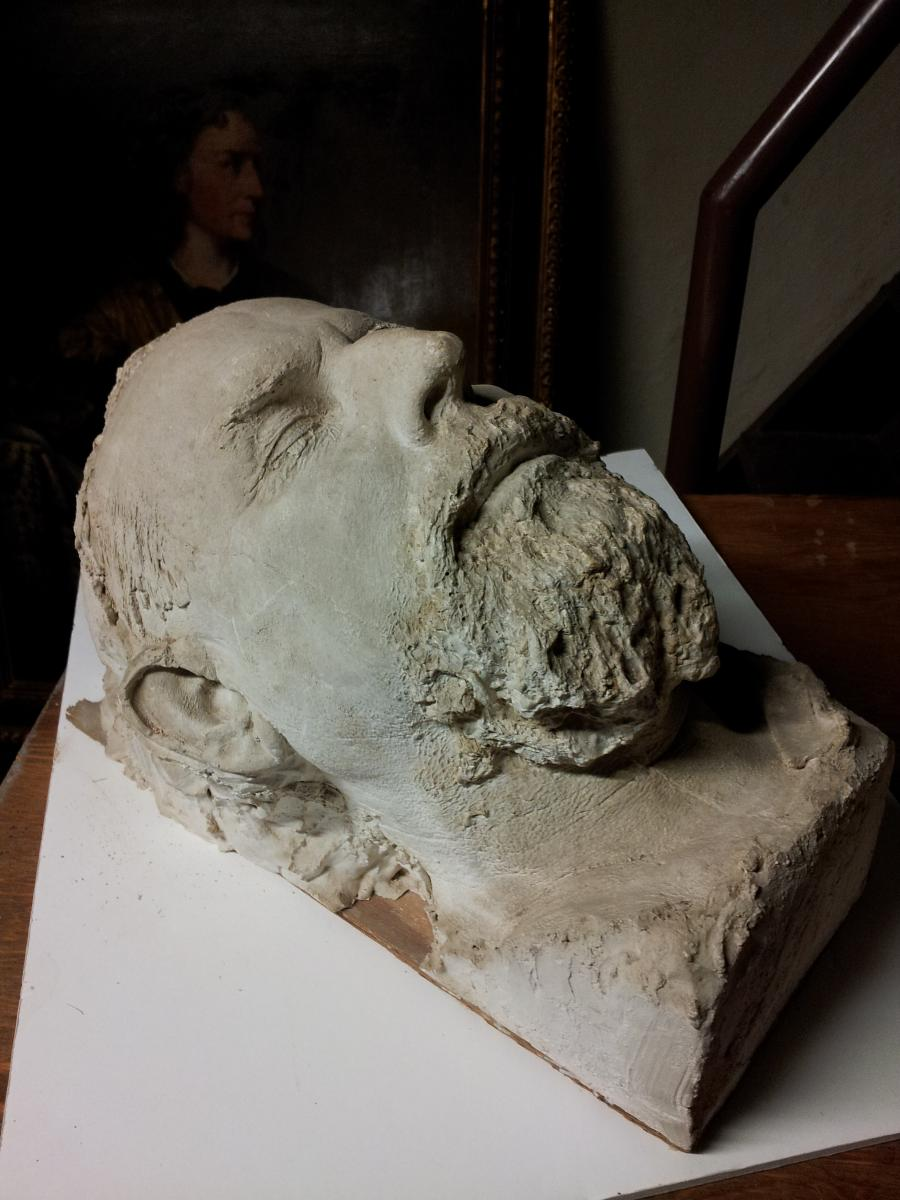 Prather Death Mask