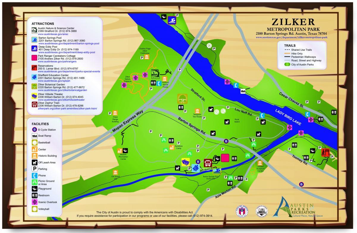 Zilker Metropolitan Park | Parks and Recreation ... on texas austin, fox news austin, halloween austin,