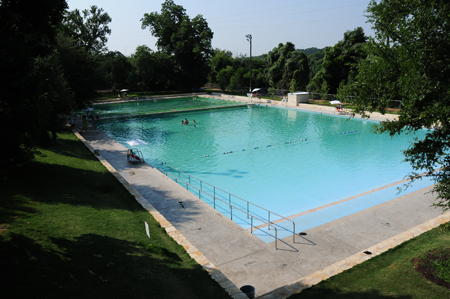 deep eddy pool the official website of the city of austin