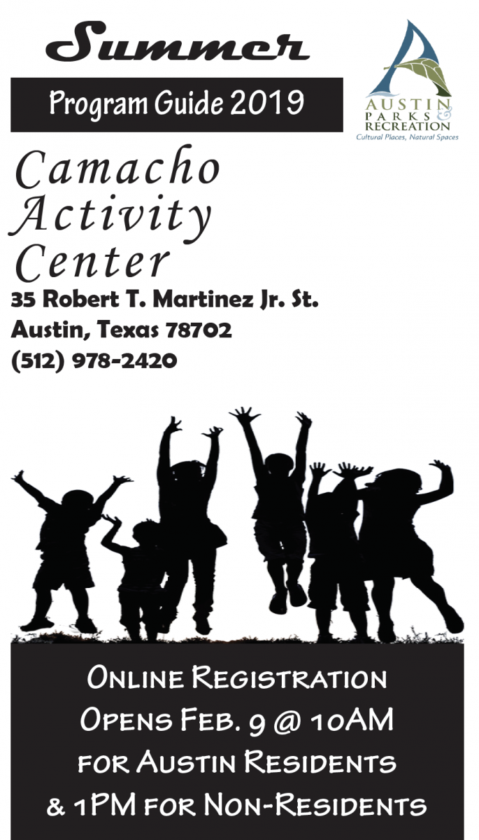 Camacho Activity Center Summer Program