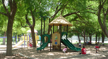 Dottie Recreation Center playscape