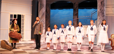 sound of music family presentation
