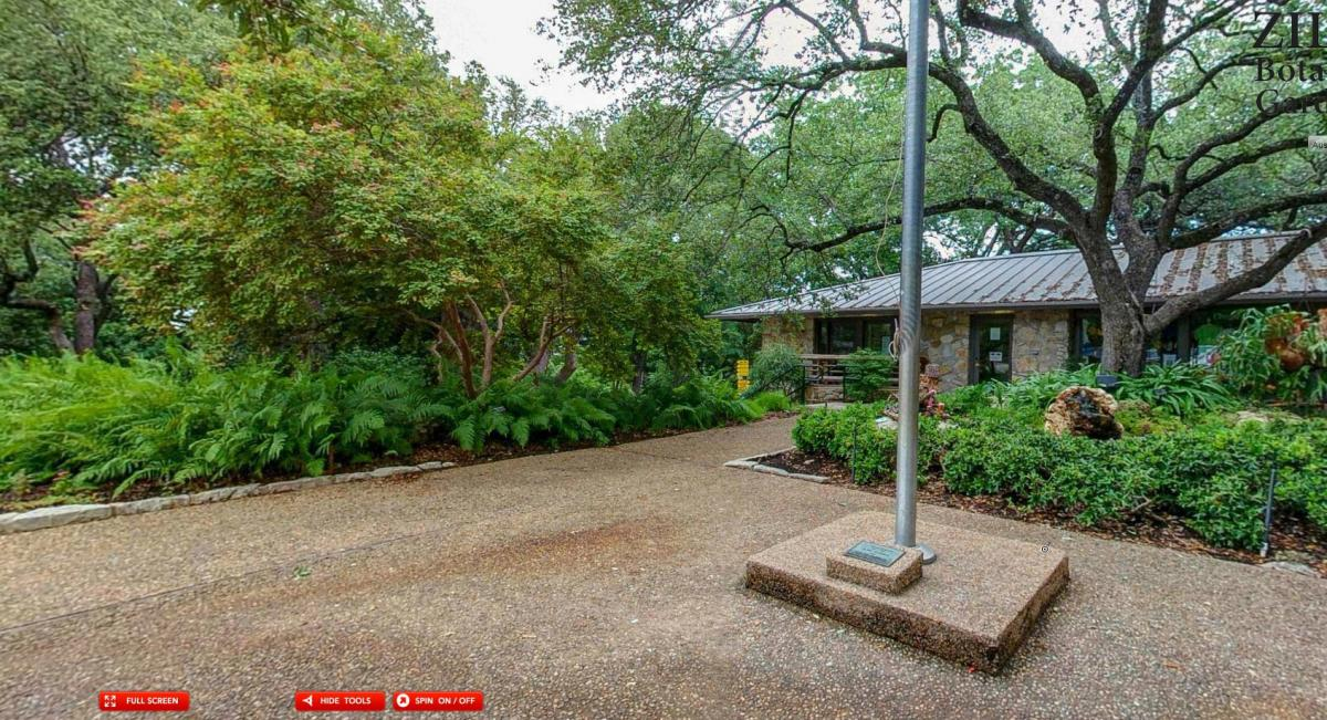 take a virtual tour of zilker botanical gardens the official website of the