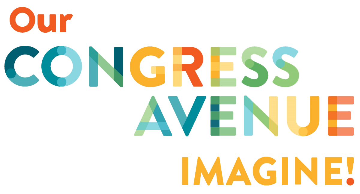 Our Congress Avenue Imagine! graphic