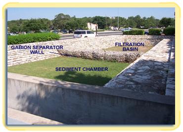 Sedimentation Filtration Ponds Austintexas Gov The