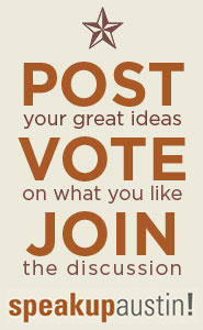 Post your great ideas - SpeakUp