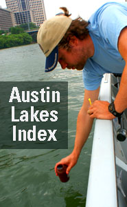 Austin Lakes Index