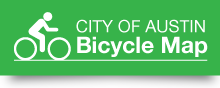 City of Austin Bicycle Map
