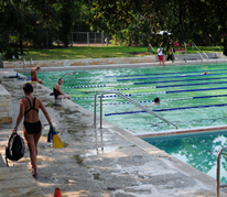 About Deep Eddy Pool