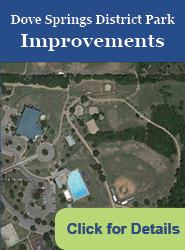 Dove Springs District Park Improvements