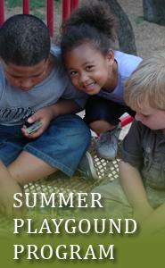 Summer Playground Program