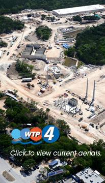 WTP4 Aerial View