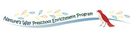 Nature's Way Preschool Enrichment Program logo