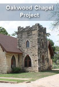 oakwood cemetery chapel rehabilitation