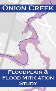 Onion Creek Floodplain and Flood Mitigation Study
