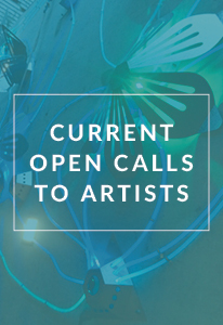 Current Open Calls to Artists
