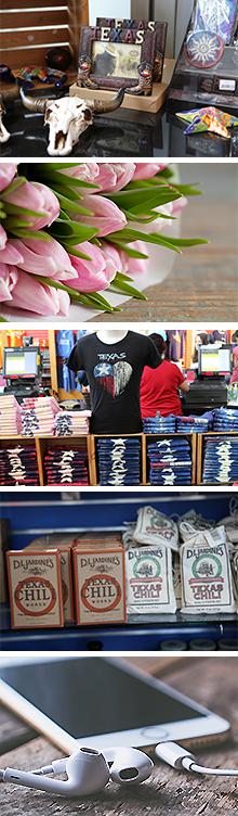 Shopping 2 photo strip