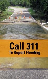 Report Flooding