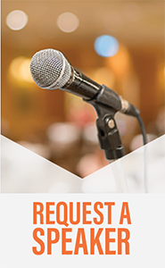 Request a Speaker - Climate