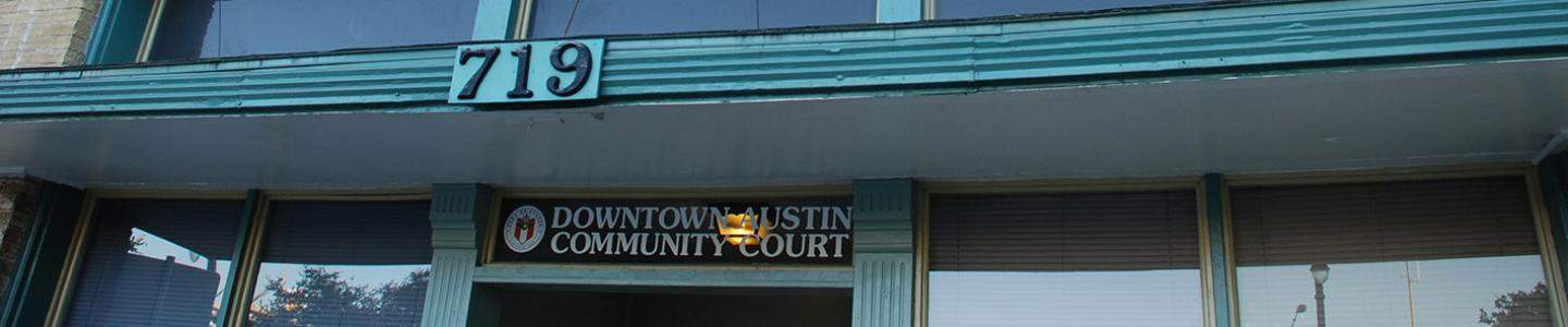 Downtown Community Court