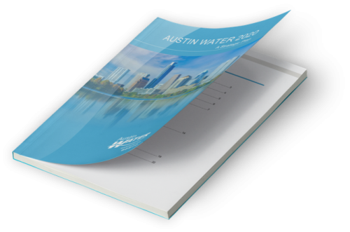 Austin Water Plan Booklet