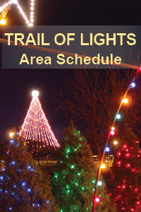 Trail of Lights Area Schedule