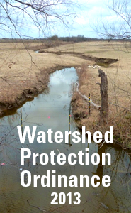 Watershed Protection Ordinance